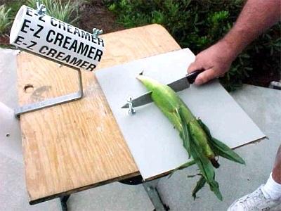 EZ Creamer Corn Sheller